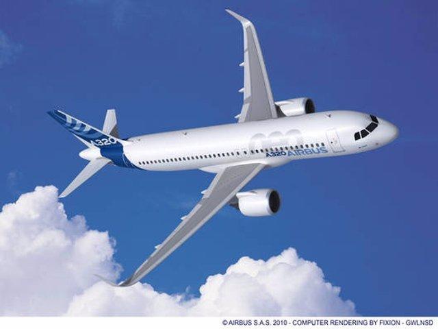 A320neo de Airbus