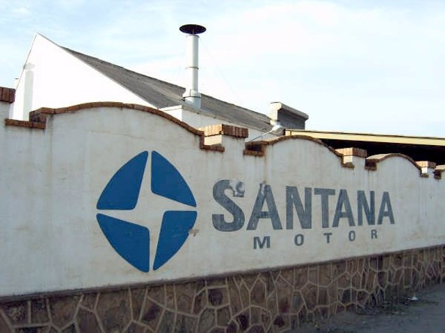 Factoría de Santana Motor