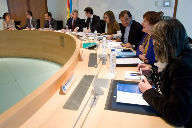 Reunión Del Consello De La Xunta Del Jueves 12