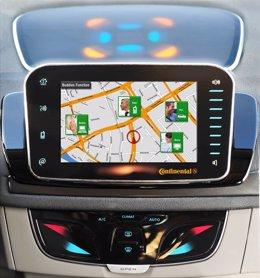 Dispositivo Táctil De Continental