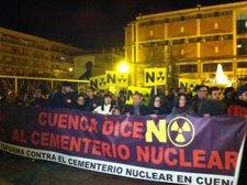 Manifestación ATC Cuenca
