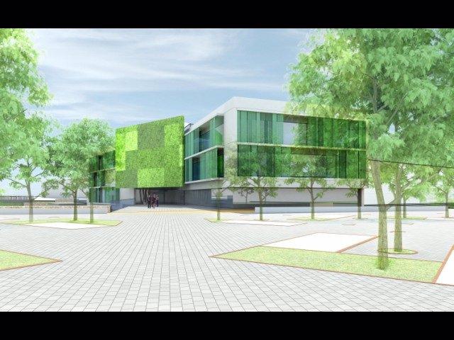 Futuro Centro Logístico De Frit Ravich En Maçanet De La Selva