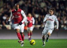 El Arsenal Pierde Ante El Swansea