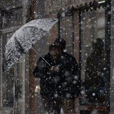 Nieve Y Frío En España