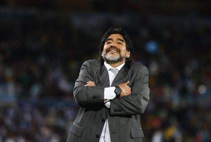 Maradona recibe el alta tras ser operado en Dubai