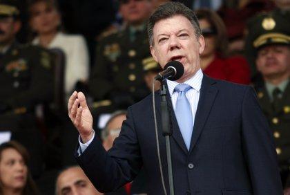 Santos aplaza hasta 2013 el debate sobre su reelección