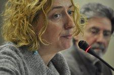Patricia Luquín, Diputada De IU En Las Cortes De Aragón