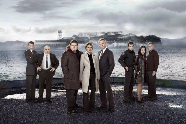 Serie 'Alcatraz'