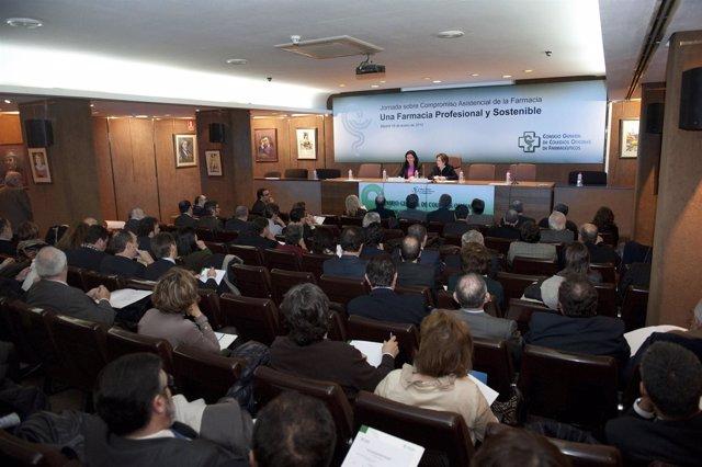 Jornada Titulada 'Una Farmacia Profesional Y Sostenible'