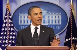 Hollywood amenaza con retirar las donaciones a Obama por rechazar la Ley SOPA