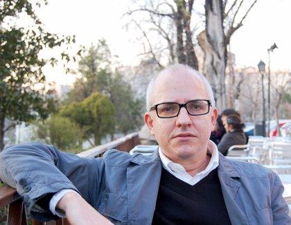 El poeta cubano Antonio José Ponte, este jueves en el ciclo 'Poesía en el Palacio'