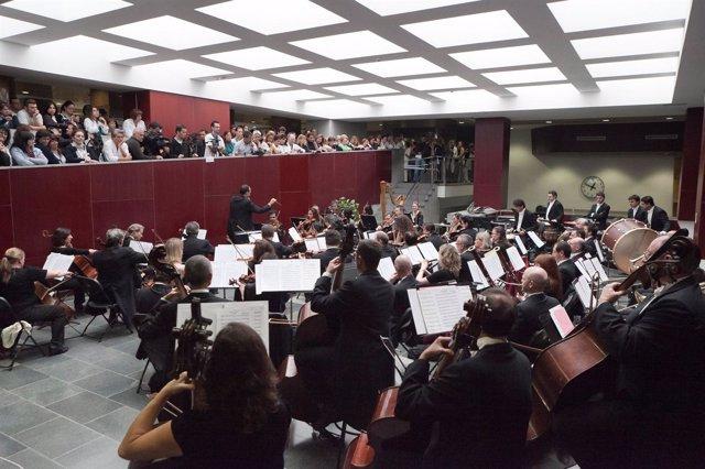 Concierto De La OST En La Candelaria