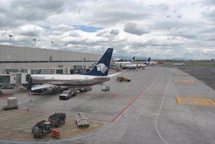 Aeroméxico transporta 14,33 millones de pasajeros en 2011, un 20% más que en 2010