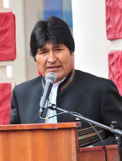 Evo Morales renueva a casi la mitad de su gabinete de ministros