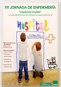 Cartel De Jornada De Enfermería