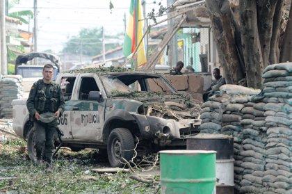 Las FARC han cometido 132 atentados contra las fuerzas de seguridad los primeros 20 días de 2012
