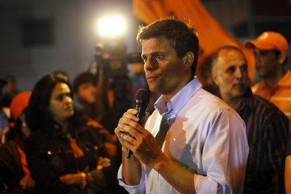 Leopoldo López asegura que Capriles Radonski derrotará a Chávez en las presidenciales