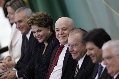 Lula reaparece en un acto público