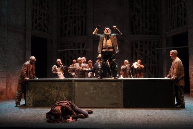 'Estado De Sitio' Llega Al Teatro Central De Sevilla