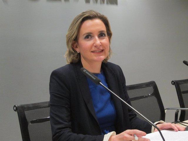 La Candidata A La Presidencia De La CEOE, Gema Díaz Real