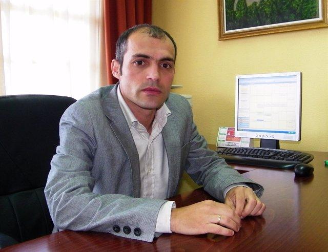 David Cabrera, Alcalde De Frontera