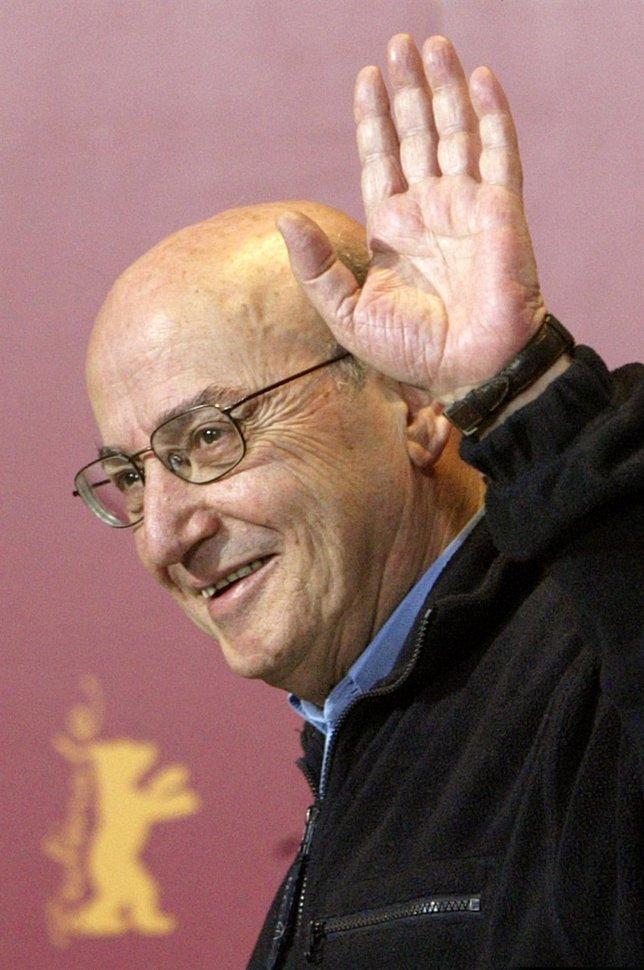 El Director Griego Theo Angelopoulos