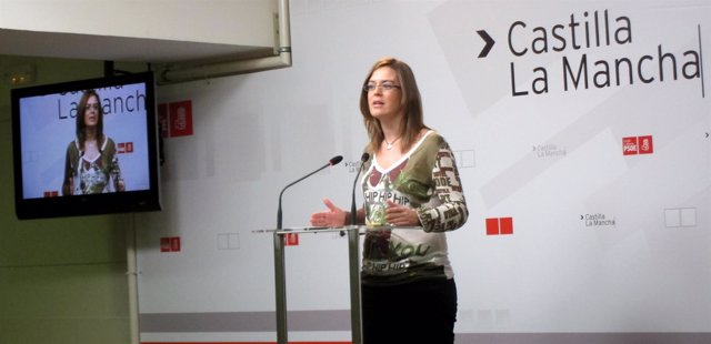 Esther Padilla, PSOE