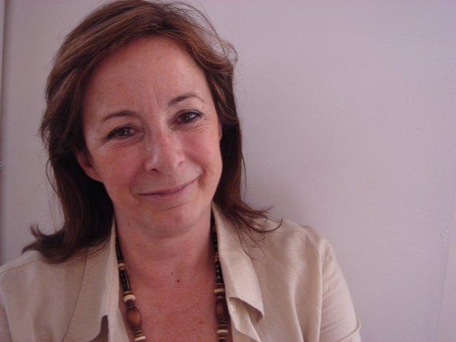 Portavoz de EUPV en las Corts, Marga Sanz, en imagen de archivo