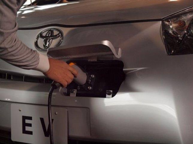 Vehículo Eléctrico De Toyota