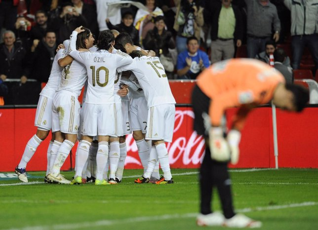 El Real Madrid Vence Al Sporting