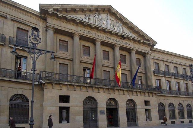 Palacio De Navarra.