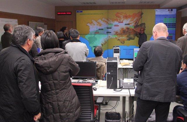 Visita De Representantes Del Gobierno De Mongolia A La CHG