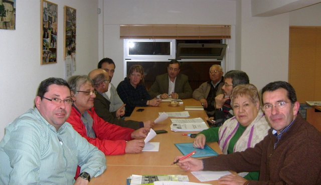 Reunión Con La AAVV De La Inmobiliaria