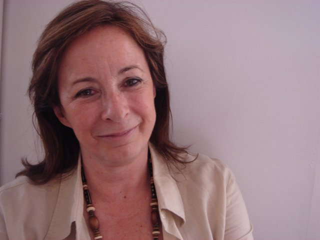 La portavoz de EUPV en las Corts, Marga Sanz, en imagen de archivo