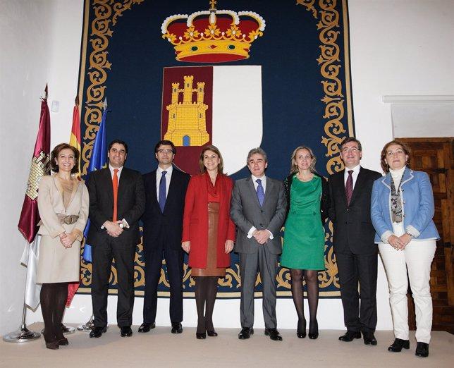 Nuevo Gobierno De C-LM