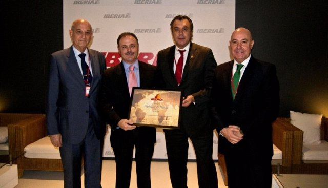 Ceavyt Recibe El 'Diploma De Honor' Que Premia Su Trabajo Por La Unidad