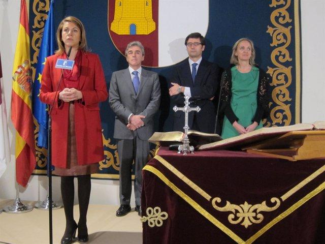 Cospedal Y Esteban, Romaní Y Casero