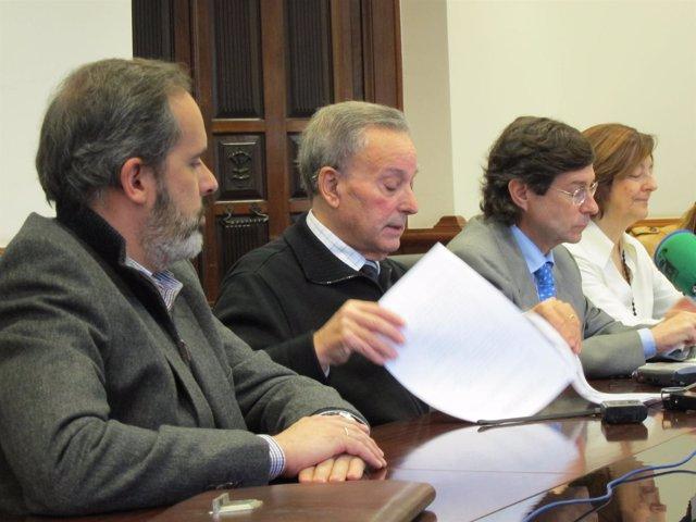 Presentación Del Concierto Solidario