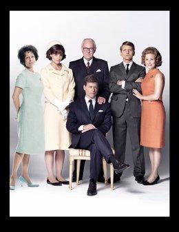 'Los Kennedy', Una Miniserie De Ocho Capítulos.