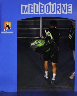 David Ferrer, Tras Caer En Los Cuartos Del Abierto De Australia 2012