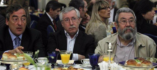 Rosell, Toxo Y Méndez