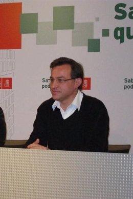 Antonio Quero, Aspirante A Liderar El PSOE