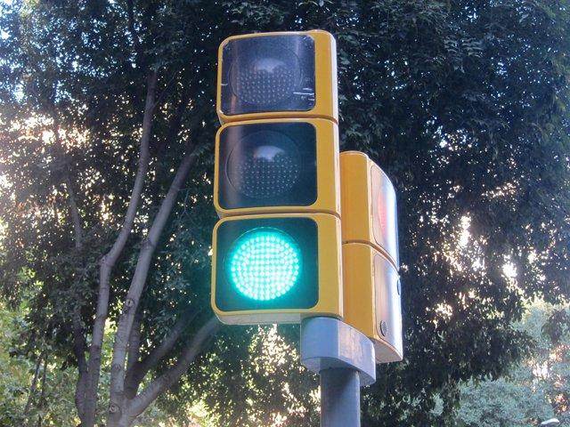 Semáforo Luminoso