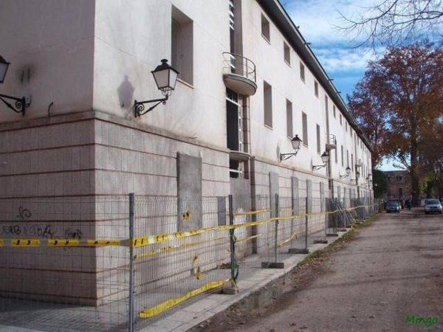 Edificio Los Fogones De Aranjuez