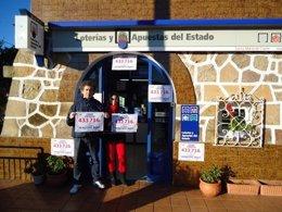 El Euromillón Deja Más De 433.700 Euros En Santa María De Cayón