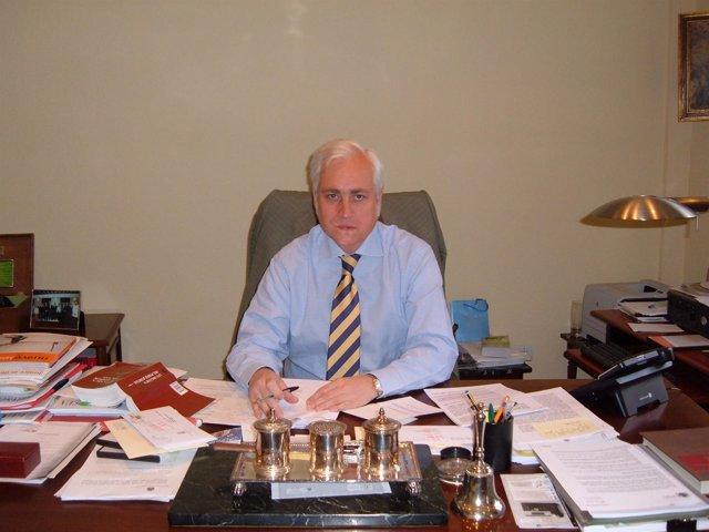 El Presidente Del Tsjcyl