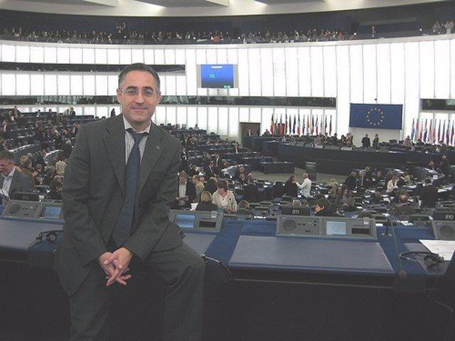 Ramon Tremosa, eurodiputado de CiU