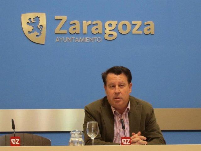 Jerónimo Blasco, Portavoz Adjunto Del Gobierno De Zaragoza