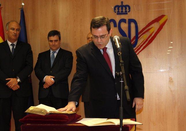 David Villaverde, Director General De Deportes