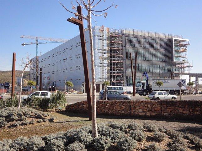 Edificio 'Pitágoras', Sede Del Parque Científico Tecnológico De Almería (PITA)